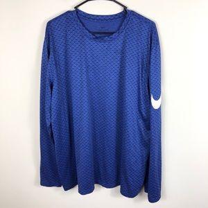 Nike Men's Dry Legend Long Sleeve Top